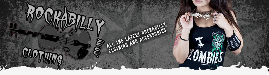 Rockabilly Clothing - All the latest rockabilly clothing and accessories